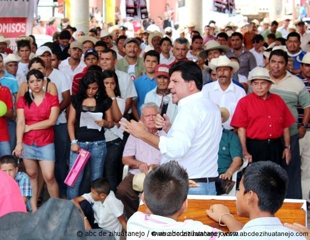 El PRI recuperará el tercer distrito y los municipios de Coahuayutla y San Jerónimo de Juarez.