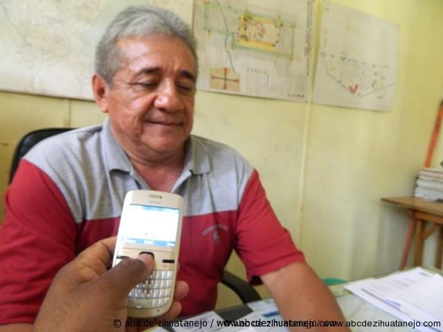 El secretario de Seguridad Pública Municipal, Cesar  Rebolledo Hernández informó que  la  Asociación ganadera de este municipio, se ha quejado  que habido robo de ganado