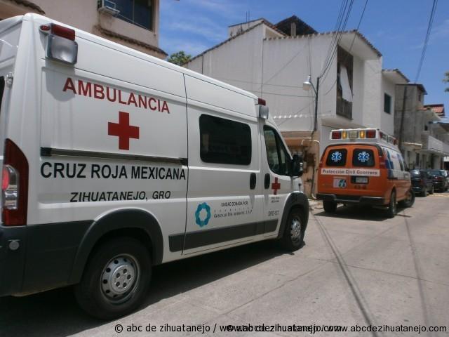 13 julio zihuatanejo-fallece en el interior del consultorio