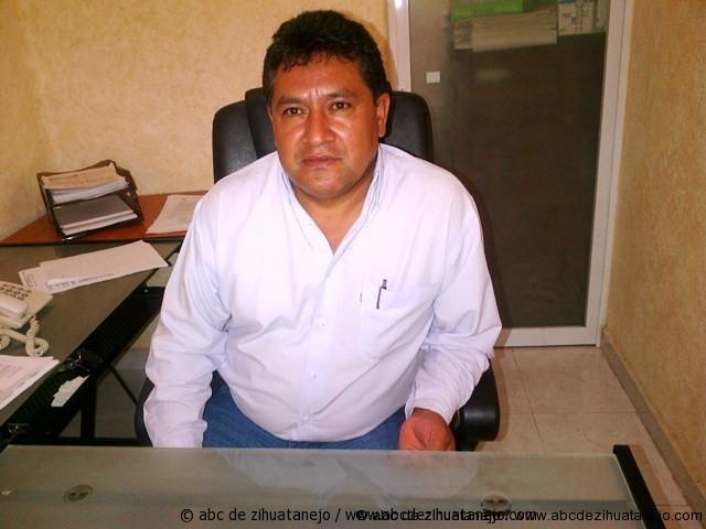 Pedro Salinas Solache, nuevo coordinador de Seguridad