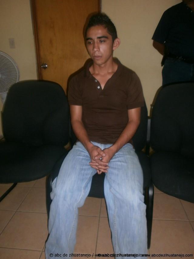 8 NOV detenido por asesinato