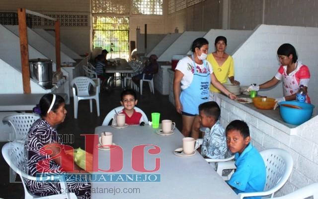 Mercado De El Coacoyul Habilitado En Comedor Comunitario