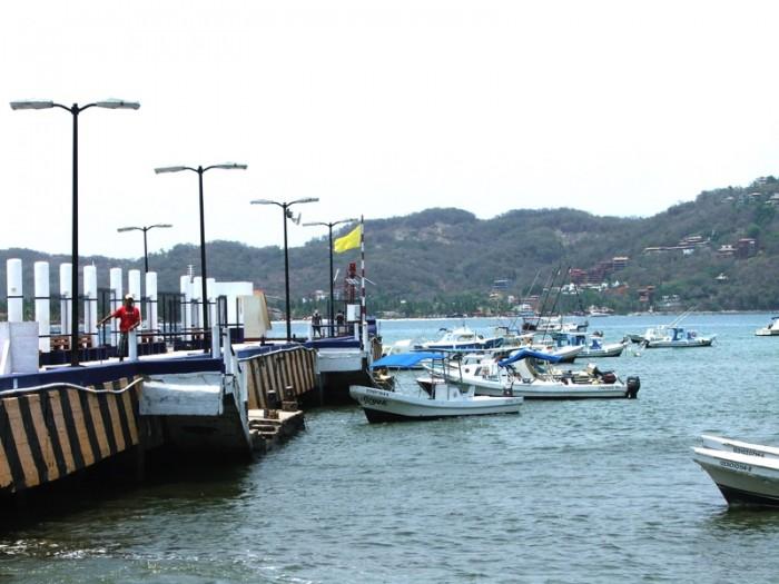 Se abre el Puerto a la navegación después de cinco días pero siguen restringidos traslados naúticos