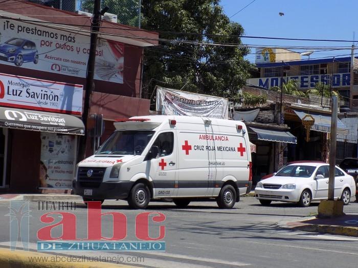 Supuesta balacera moviliza a paramédicos
