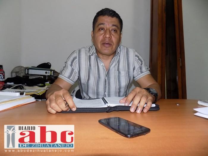 Cambiarían al Director de Seguridad Pública en Zihuatanejo