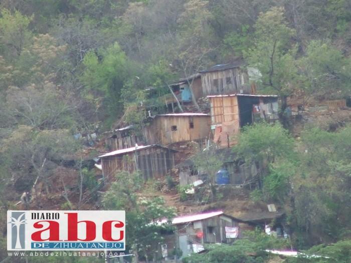De muy escasos recursos los habitantes de zonas a regularizar
