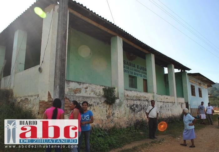 Habitantes piden rehabilitar una casa antigua como un - Rehabilitar casa antigua ...