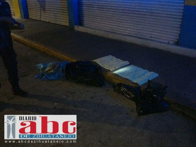 Hallan a hombre desmembrado en colonia Cuauhtémoc en Acapulco
