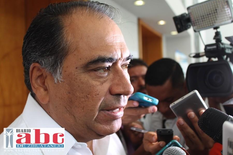 El gobernador, Héctor Astudillo Flores reconoció que los recortes presupuestales han tenido repercusiones en la ejecución de obras turísticas.