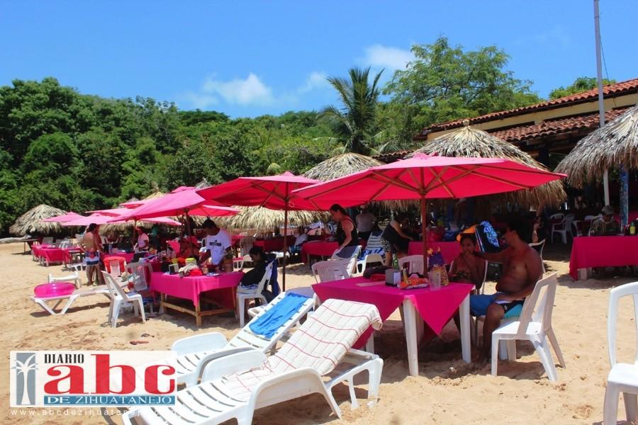 El nivel de ocupación de los restaurantes de la isla ha sido en promedio de un 75 por ciento.