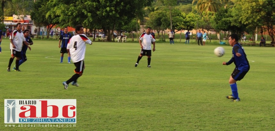 Contramar, con dos goles tempraneros derrotó a Darío Galeana, en la semana 12 de la categoría Máster.