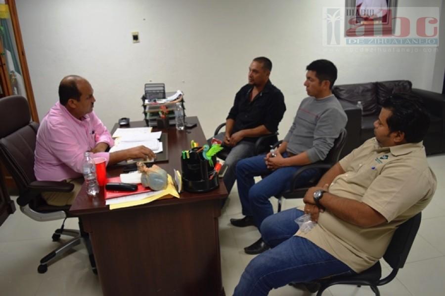 A trav s de fira se gestionan recursos para vivero de for Viveros en maldonado