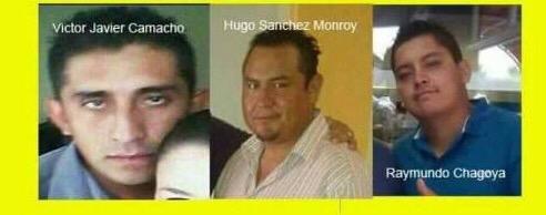 Desaparecen en La Unión Guerrero, tres comerciantes Mexiquenses