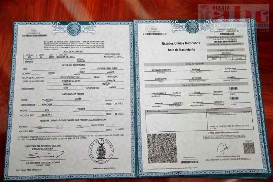 Lujoso Reemplazo Del Certificado De Nacimiento Leeds Composición ...