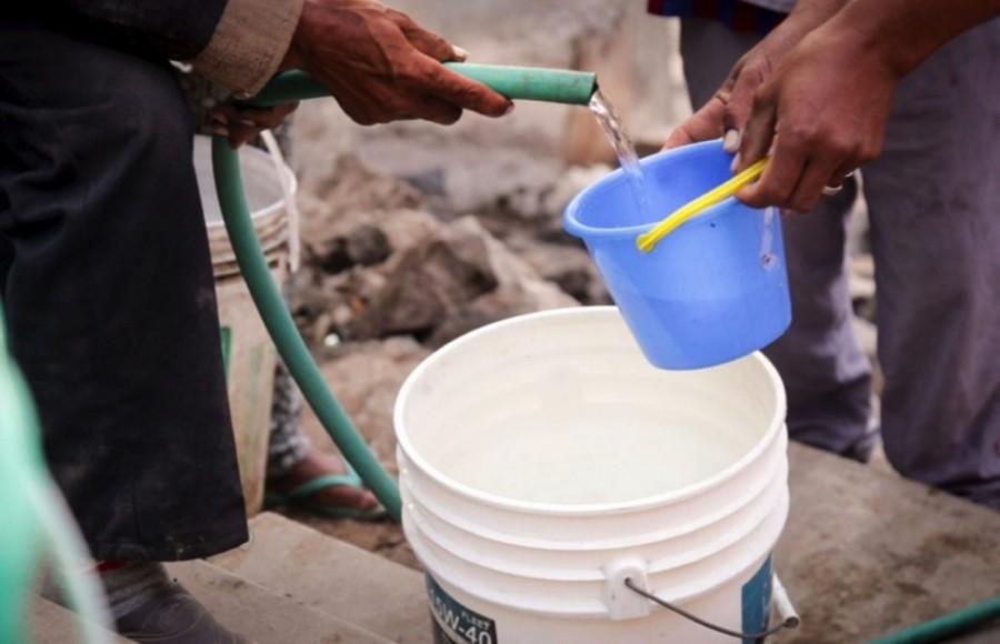 El pr ximo mes dejar de ser un problema la falta de agua for Agua potable
