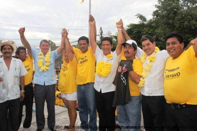 Photo of Importantes lideres priistas se suman a Gustavo Garcia Bello