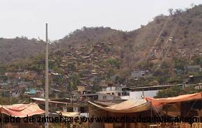 Photo of Insisten vecinos en seguir en las zonas de riesgo