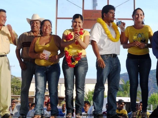 Photo of Seré una diputada siempre cercana a la gente: Ana Lilia Jiménez Rumbo