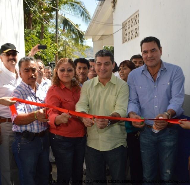 Photo of Eric Fernández sigue concretando apoyos para Seguridad Pública