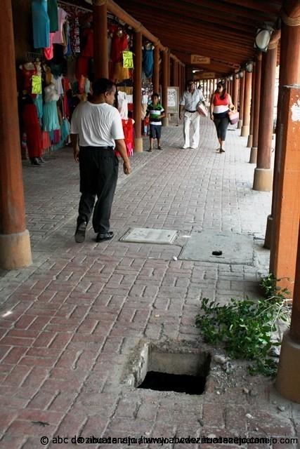 Photo of Un pozo abierto es un peligro para los peatones