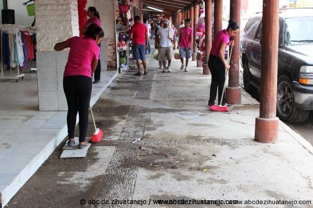 Photo of En riesgo la salud de comerciantes y habitantes por gran cantidad de polvo