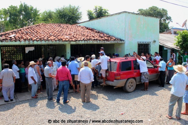 Photo of Permanece empantanado el conflicto de Barrio Nuevo; falta oficio a PA