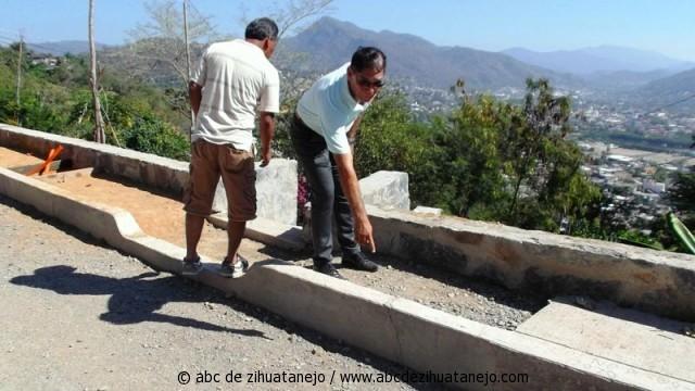 Photo of Denuncian vecinos deficiencias en construcción de calle