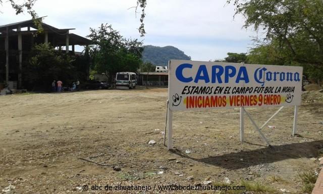 Photo of Se quejan de veto a carpa y circos en los terrenos de Las Salinas