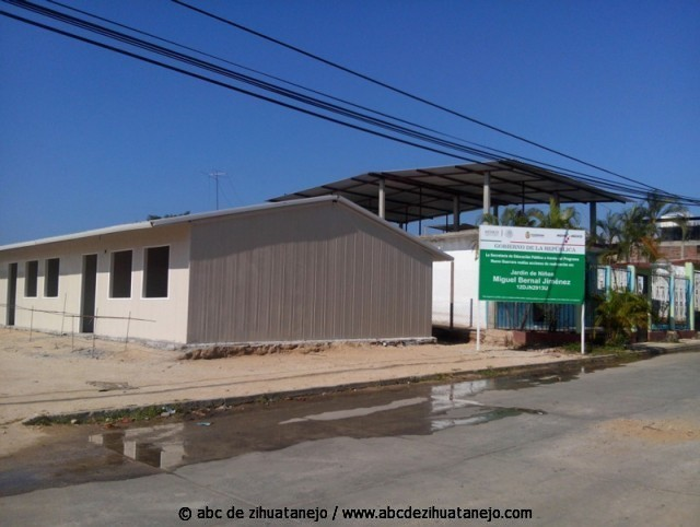 Photo of Inconformidad por construcción de jardín de niños le falta la cocina