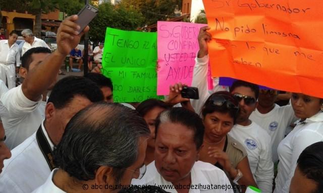 Photo of Exigen al gobernador de seguimiento a pendientes