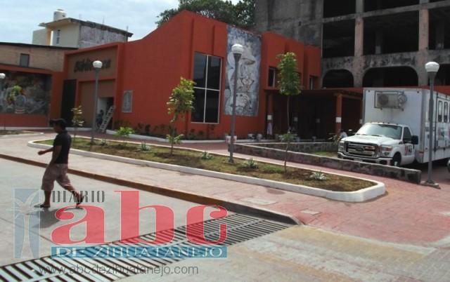 Photo of Sin inaugurar remodelación de la biblioteca municipal
