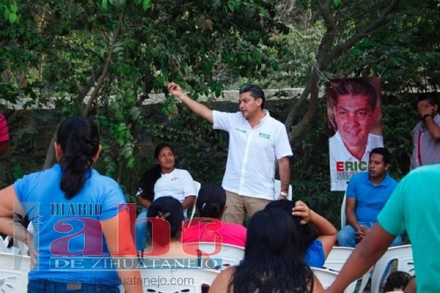 Photo of La Costa Grande merece un líder como Eric Fernández
