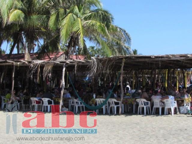 Photo of Aun no rebasan las expectativas en las zonas de playa el turismo está llegando a cuenta gotas