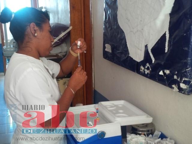 Photo of No hay vacunas contra neumococo en Zihuatanejo