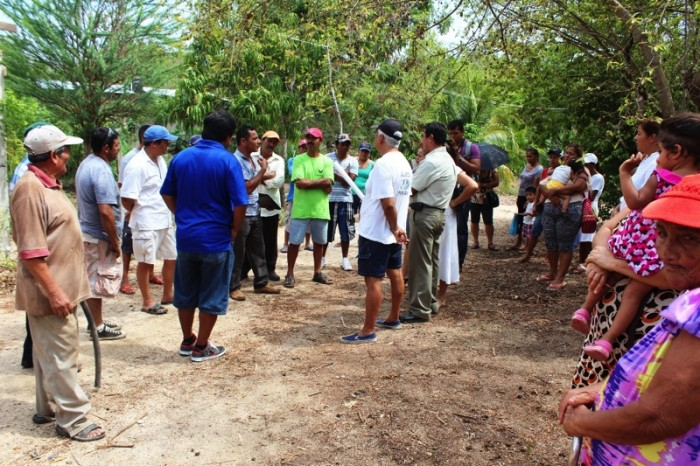 Photo of Colonos de la Vistamar denuncian invasión de área verde