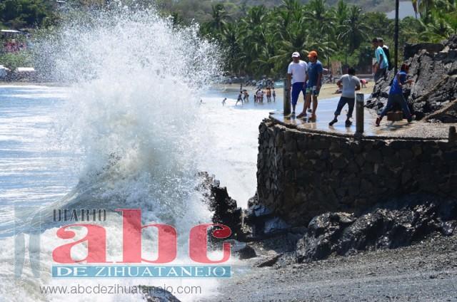 Photo of Disminuye mar de fondo