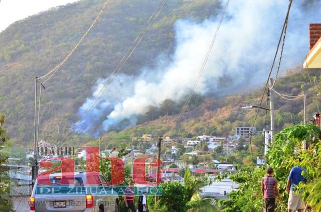Photo of Cientos de hectáreas se han perdido en incendios forestales