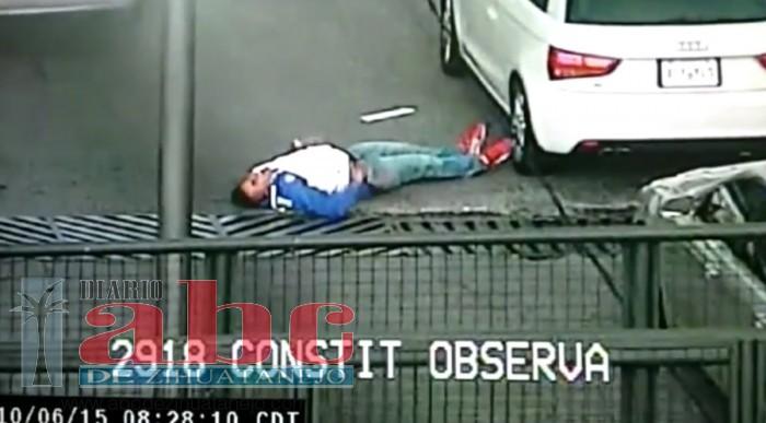 Photo of Pocas posibilidades de que vuelva a caminar el delincuente que intentaba asaltar a un automovilista