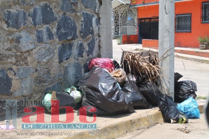 Photo of Falta de recolección de basura en colonia Zapata