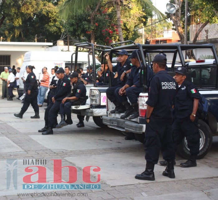 Photo of Se dará de baja a policías preventivos municipales