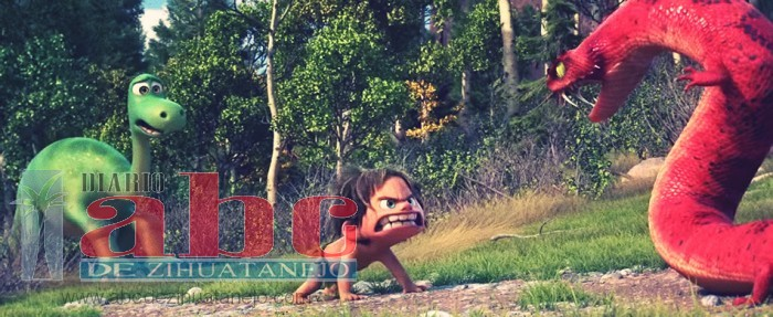 Photo of Pixar presenta el primer tráiler de The Good Dinosaur