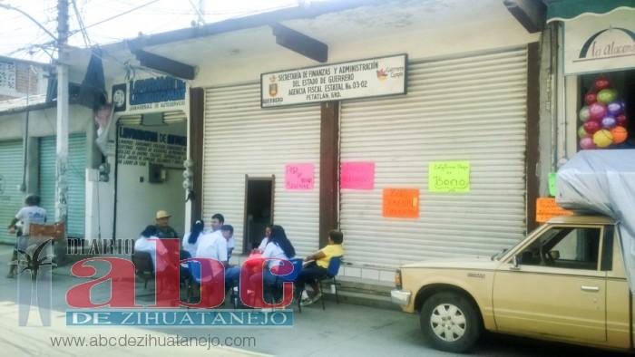 Photo of Continúan cerradas las oficinas de la agencia fiscal de esta ciudad