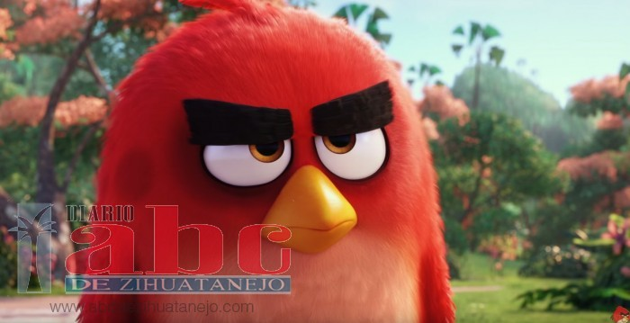 Photo of Primer tráiler de la película «The Angry Birds»