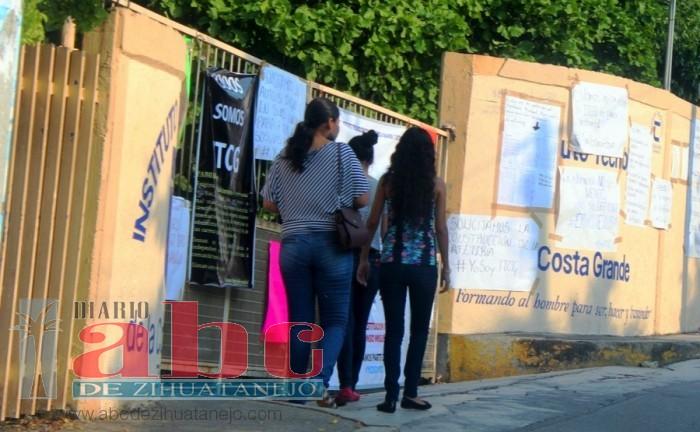 Photo of Se cierne confrontación violenta por la toma del ITCG