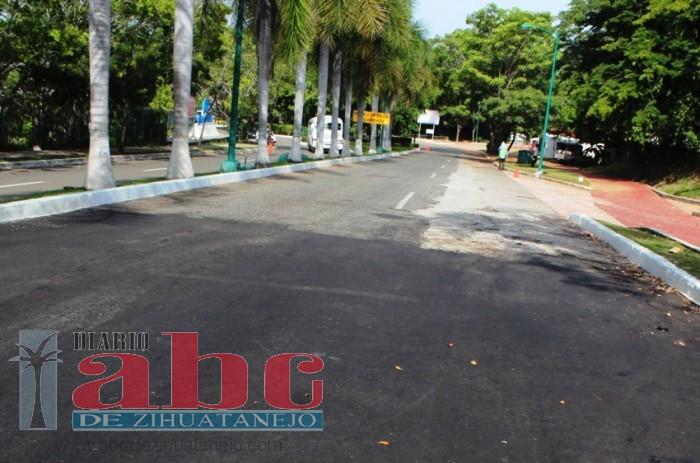 Photo of La rehabilitación de la carretera a playa Linda quedó amitanada