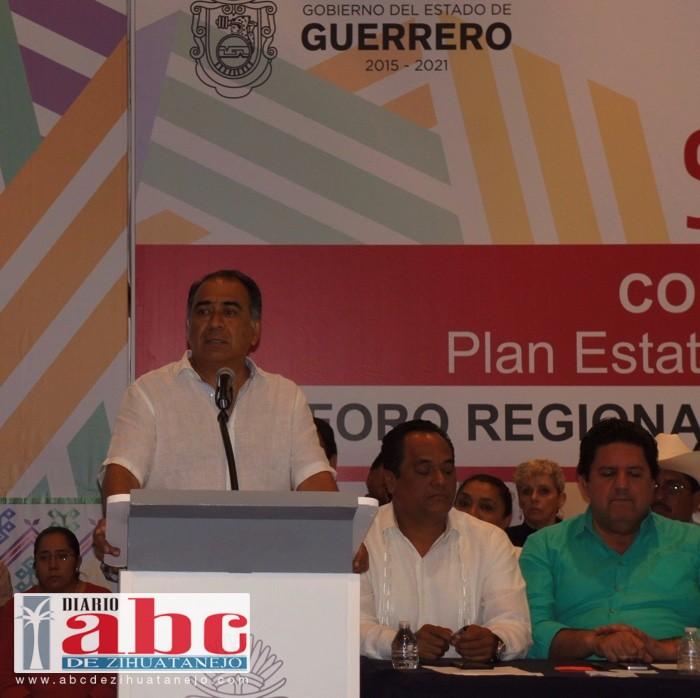 Photo of En Guerrero, tenemos motivación para salir adelante: Héctor Astudillo
