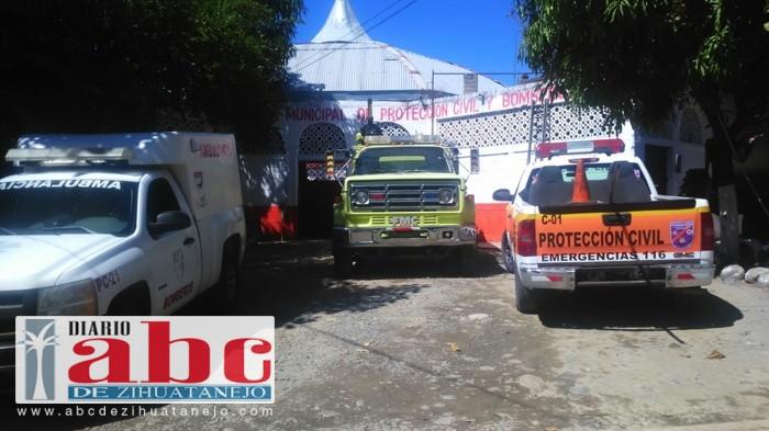 Photo of Protección Civil municipal manda a sus elementos a certificar al centro de control y confianza