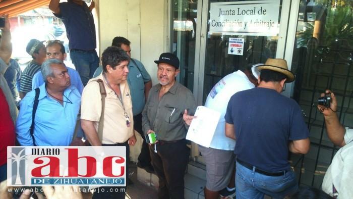 Photo of Liberan la JLCyA y toma posesión el nuevo presidente