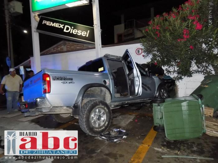 Photo of Cuatro lesionados en violento choque