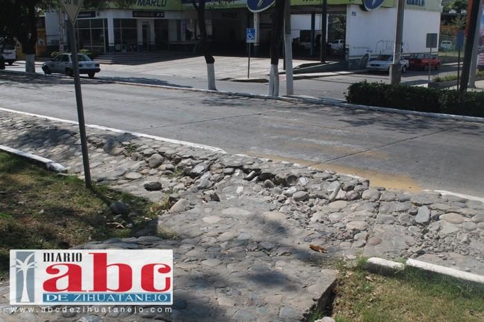 Photo of Camiones pesados dañan infraestructura vial